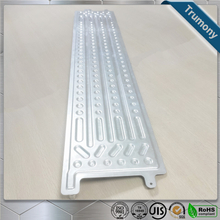 Electric Vehicle Battery Cooling Used Aluminum Alloy Water Cooling Sheet