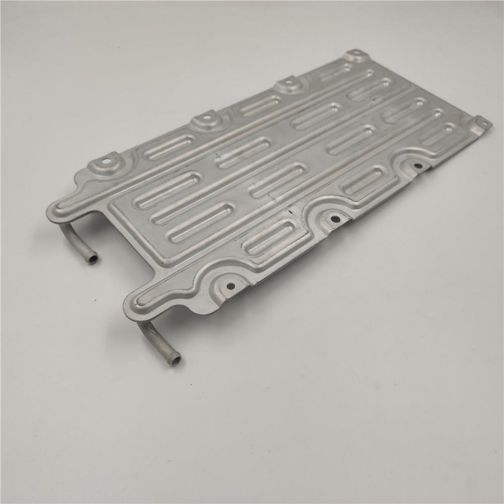 Aluminum Liquid Water Cooling heat Sink Cold Block Plate