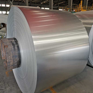 3003/1060/1100/3004 Jumbo Roll H24 Raw Material High Quality Brazing Aluminum Coil