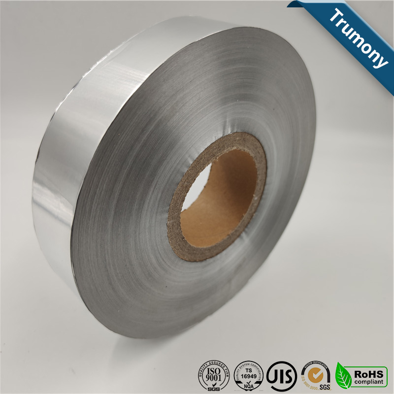 Aluminum Foil Coil for Industial Heat Cooling
