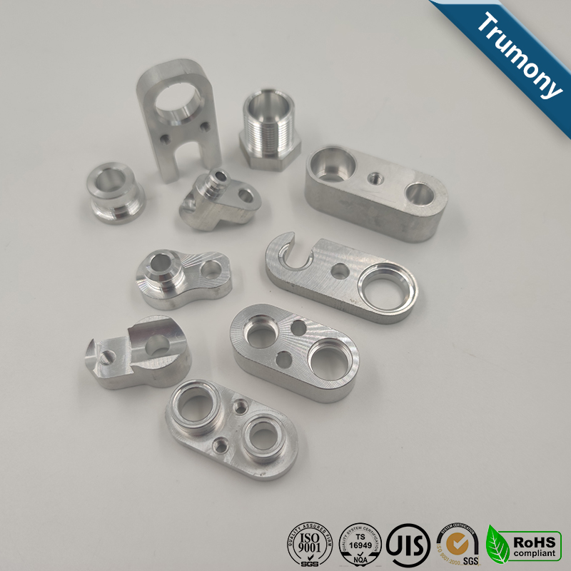 High Strength Aluminum CNC Block for EV Cars