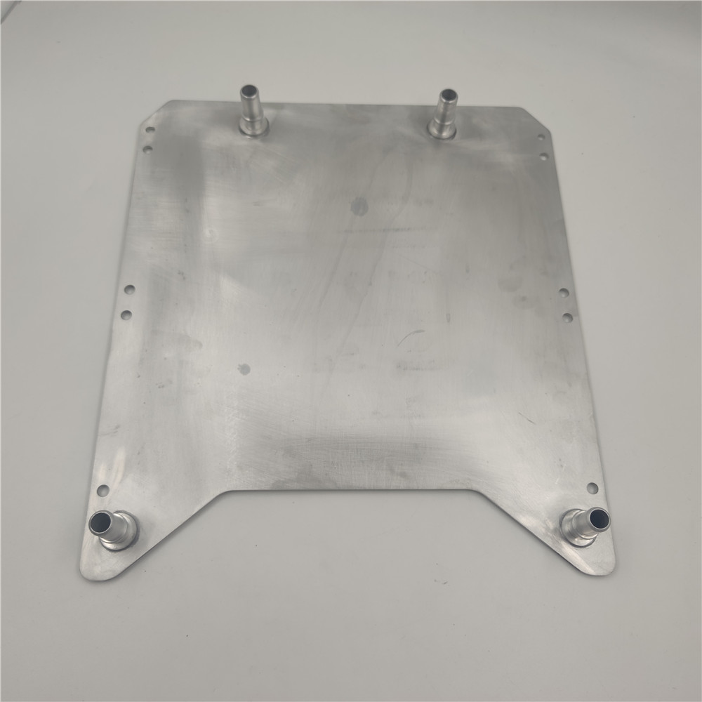 3003 quattro recreational vehicle EDLC cooler coolant heat exchange carving air cooling aluminum aluminium plate