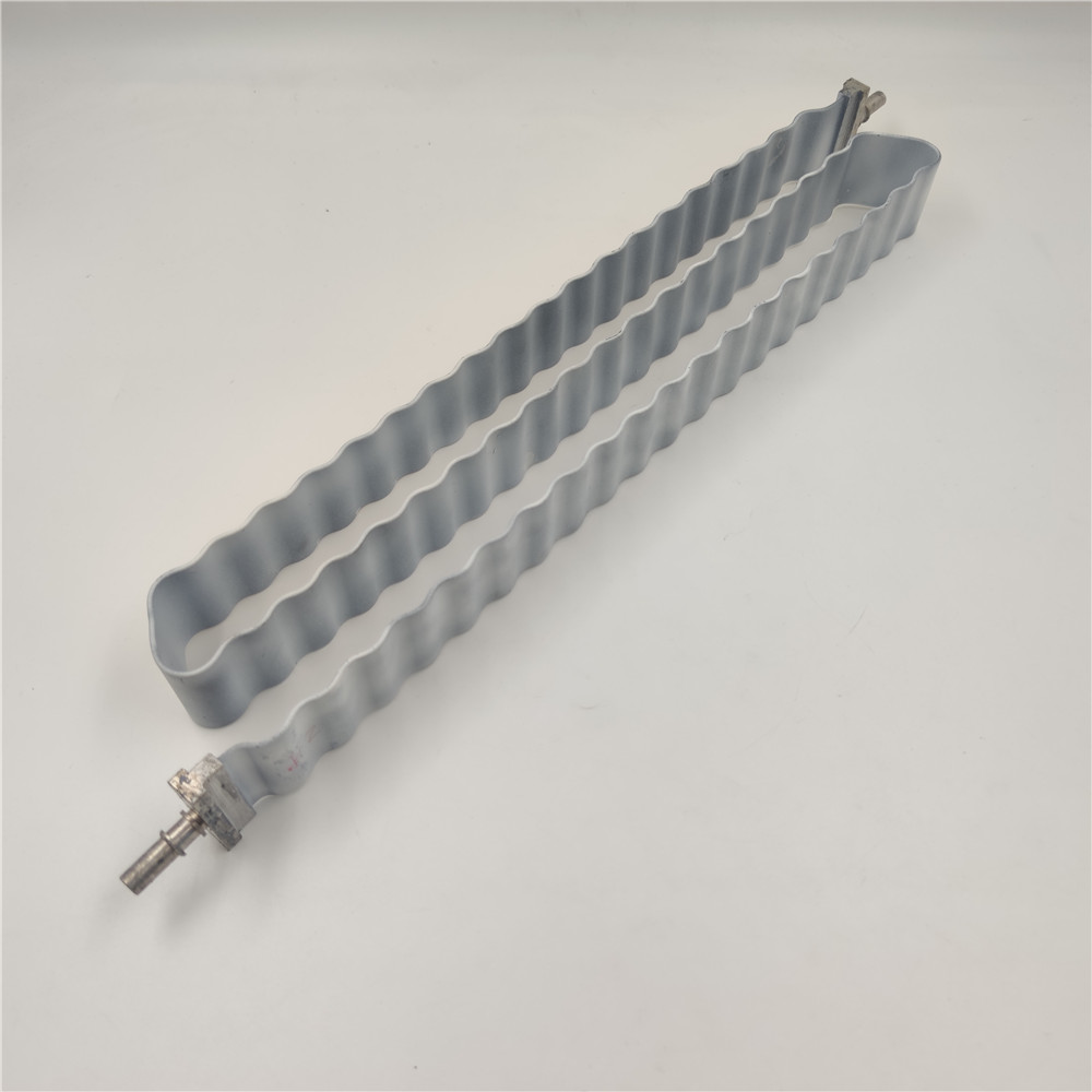 6061 T6 Various Sizes Durable Aluminum Alloy Serpentine Tube Tube