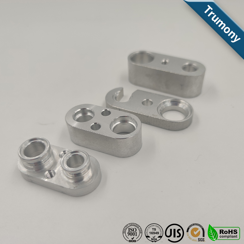 Custom Design Aluminum CNC 5 AXIS Machining for Automobile