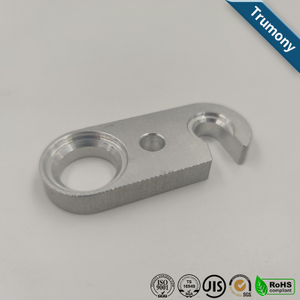 High Efficiency Aluminum CNC Block Customized Machining/Machined/Machinery Parts